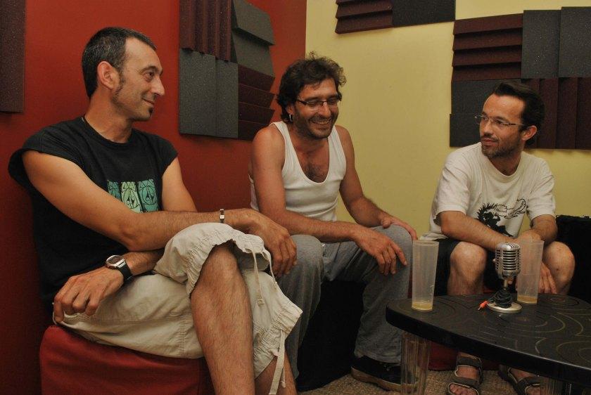 Praims (Ariel, Jose y Felipe)