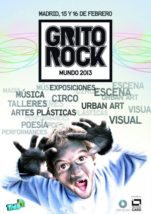 Grito Rock Madrid 2013