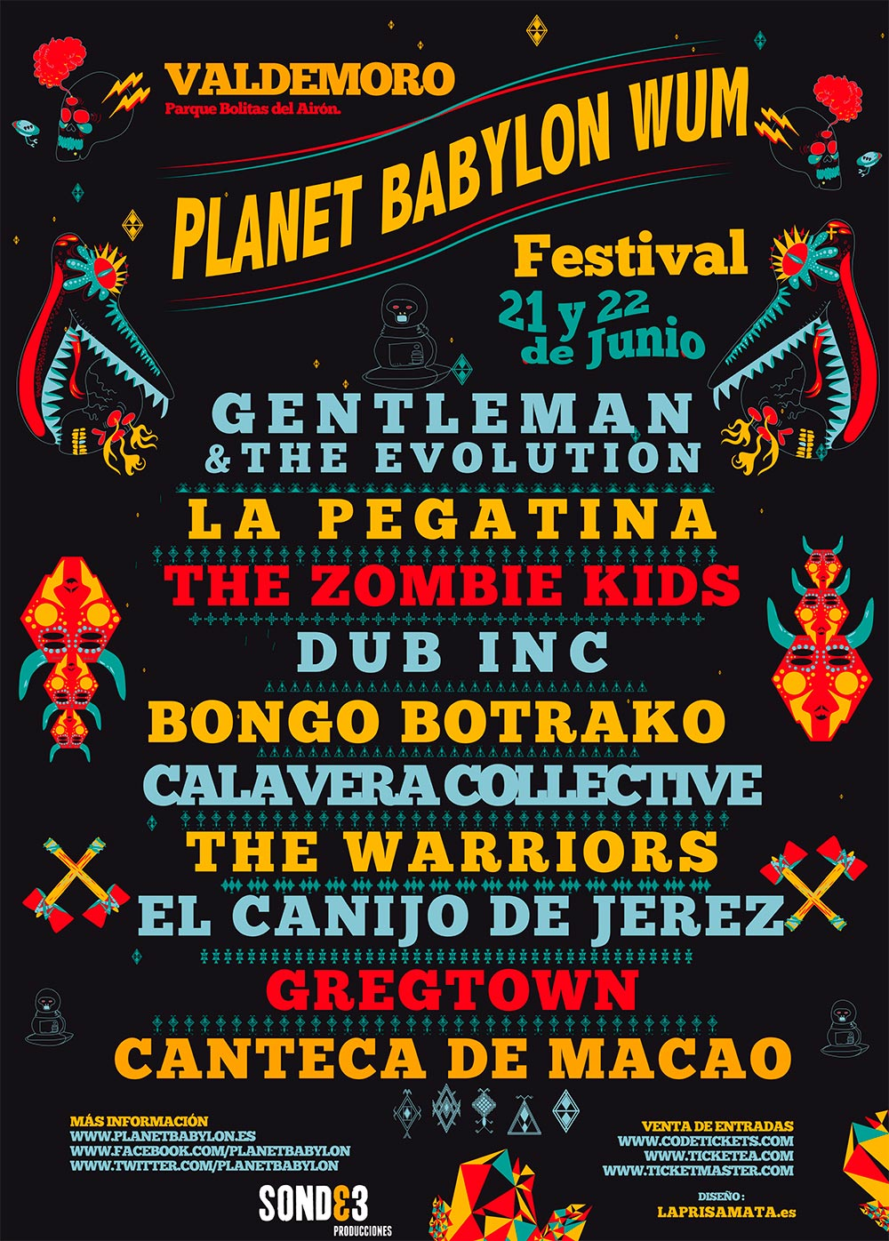cartel Planet Babylon WUM